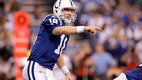 Indianapolis Colts, 23 regular-season wins, 2008-09