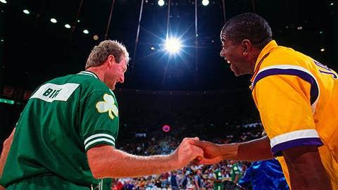 NBA: Celtics vs. Lakers