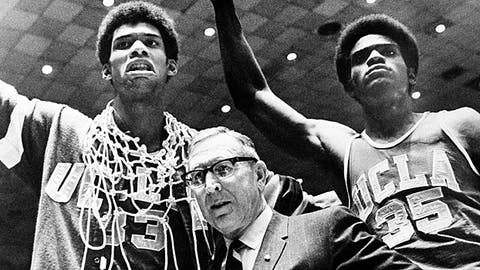John Wooden (AP Photo)
