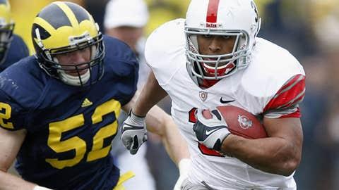 College football: Ohio State vs. Michigan