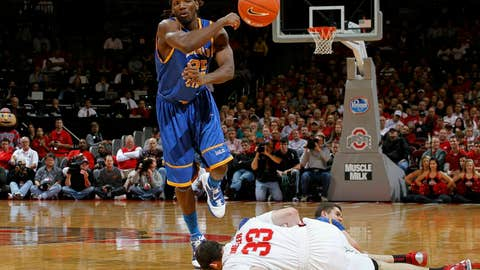 Kenneth Faried, F-C, Sr., Morehead State