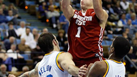 Klay Thompson, 6-6, 200, G, Jr., Washington State
