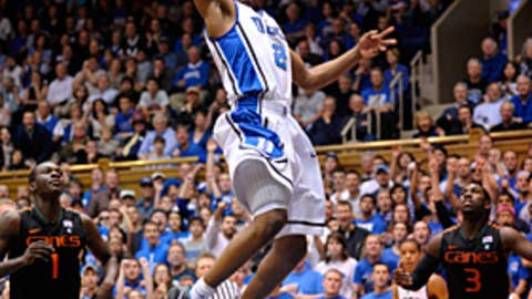 Nolan Smith, 6-2, 185, G, Sr., Duke