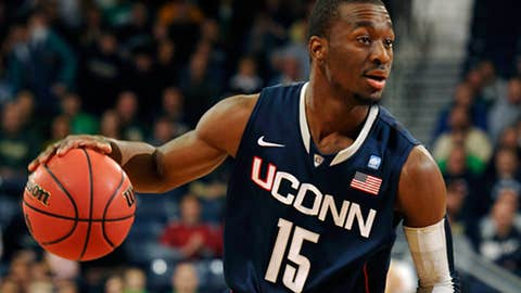 Kemba Walker, 6-0, 175, PG, Jr., UConn