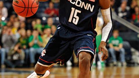 Kemba Walker, 6-0, 175, PG, Jr., UConn