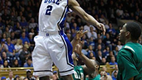 Nolan Smith, 6-2, 185, G, Sr., Duke