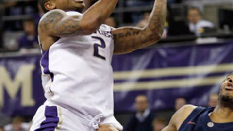 Isaiah Thomas, 5-9, 185, Jr., G, Washington