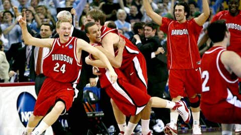 Top 10 upsets of the NCAA tournament