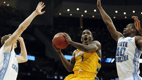 Duds: Marquette's starters