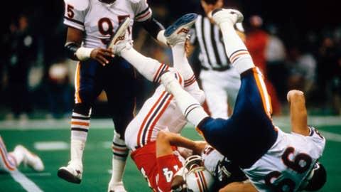 New England Patriots, Super Bowl XX
