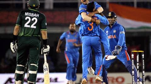 Cricket: India vs. Pakistan