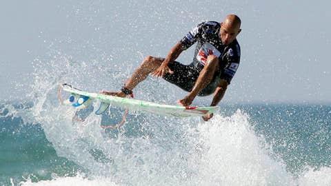 Surfing: Slater vs. Irons