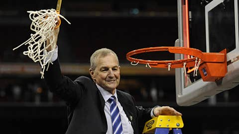 Jim Calhoun, 873 wins