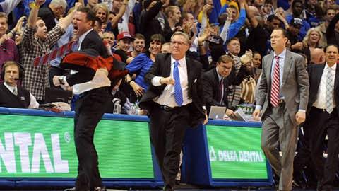 Jayhawks jubilation