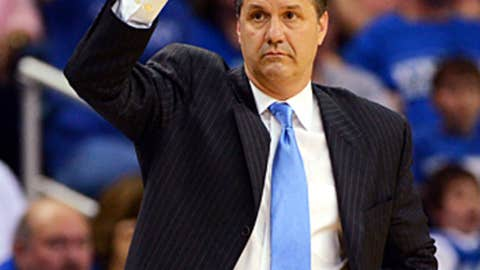 Best coiffed coach: Kentucky