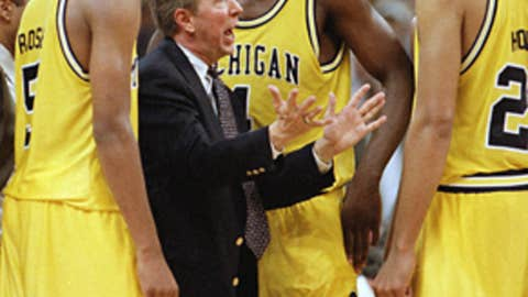 1993: Chris Webber's time out