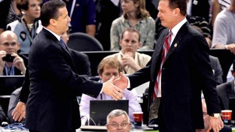 How are ya, coach?