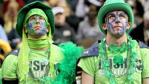 Irish in the house