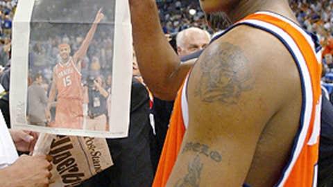 Carmelo Anthony, Syracuse