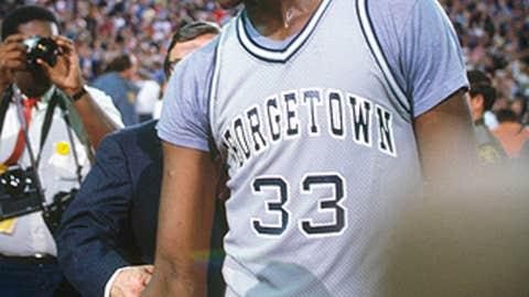 Patrick Ewing, Georgetown