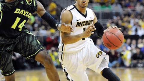 Missouri starts over in SEC