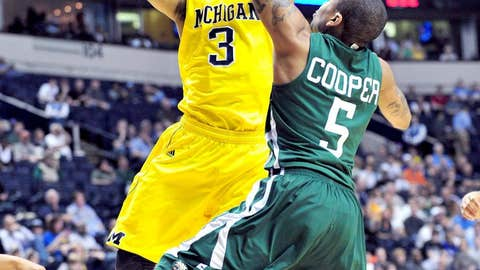 Trey Burke, Michigan
