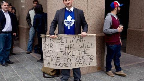 NHL? Sorry