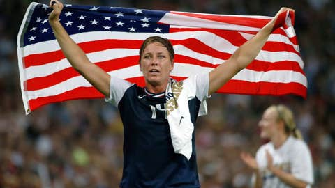 Abby Wambach, USWNT (retired)