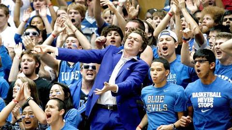Devil in a blue suit