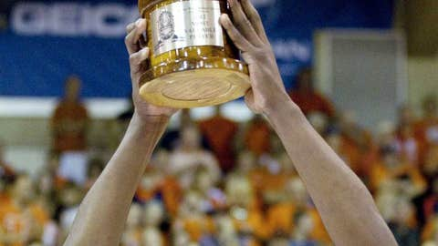 Nice trophy