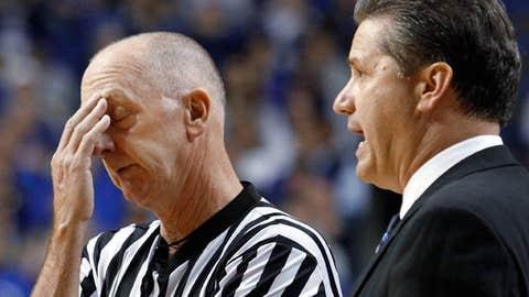 John Calipari (AP Photo/James Crisp)
