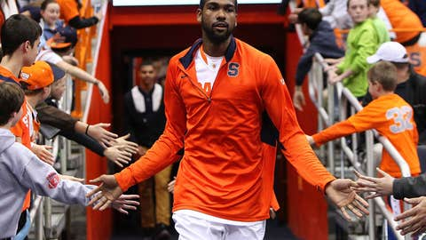 How will Syracuse adjust to absence of James Southerland?