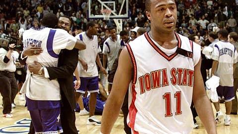 Dud - No. 2 Iowa State in 2001