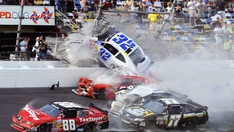 Horrific crash
