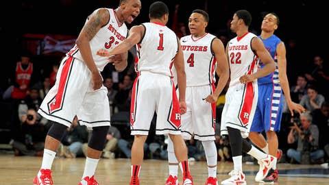 Rutgers rejoices