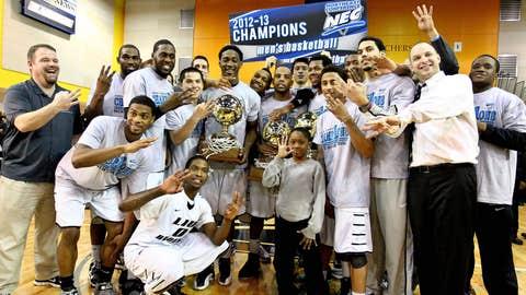 LIU Brooklyn wins the NEC