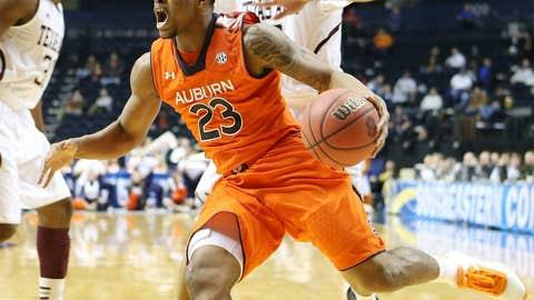 Auburn aggression