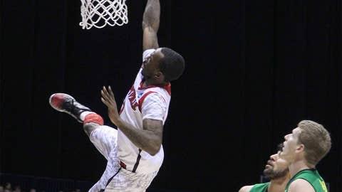 Sham dunk