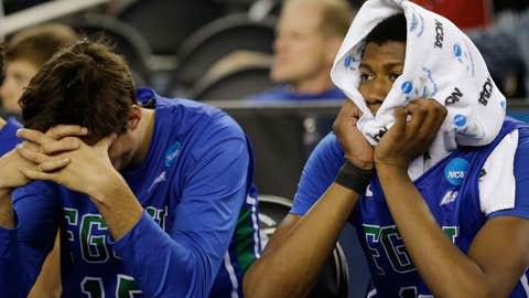 The players were sad, too