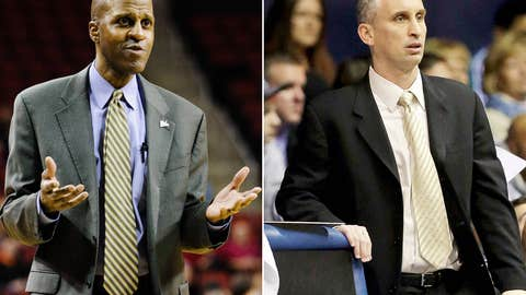 Buffalo: Reggie Witherspoon (left) out; Bobby Hurley in