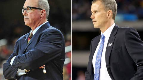 USC: Kevin O'Neill (left) out; Andy Enfield in