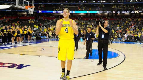 Can Mitch McGary cash his lottery ticket?