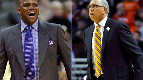 Texas Tech: Chris Walker (left) out; Tubby Smith in