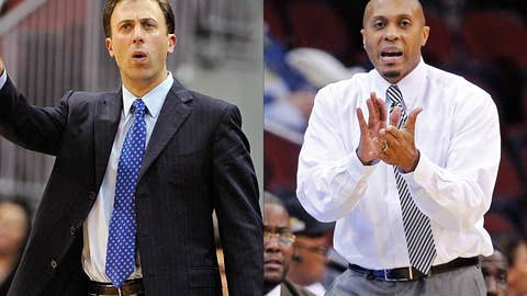 Florida International: Richard Pitino (left) out; Anthony Evans in