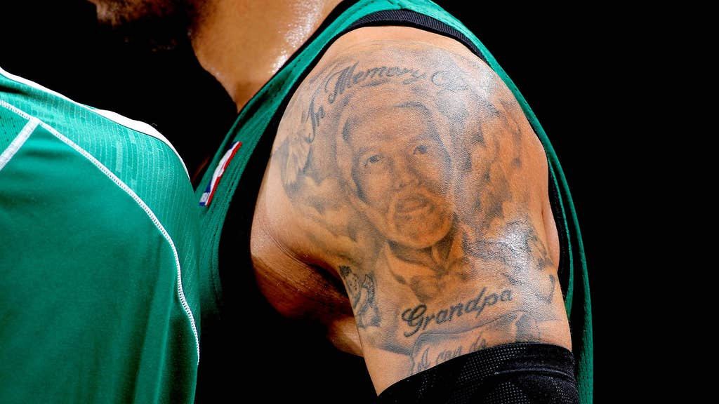 Tattoos of athletes and their fans | FOX Sports