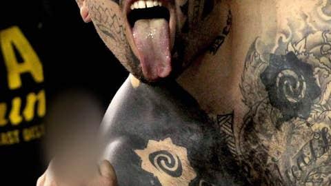 Lazio fan