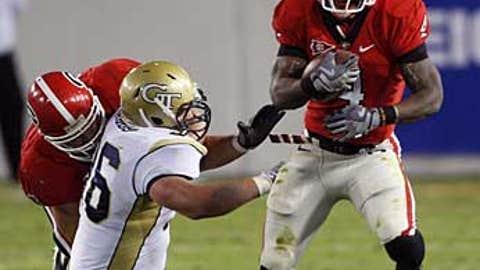 Georgia Tech's defense