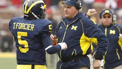 Michigan vs. Jim Tressel
