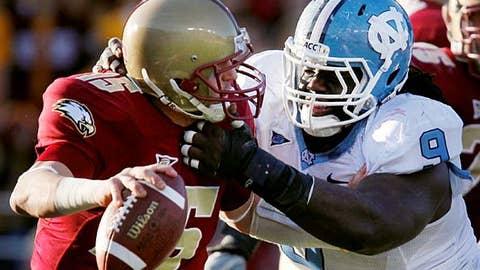 North Carolina's defense