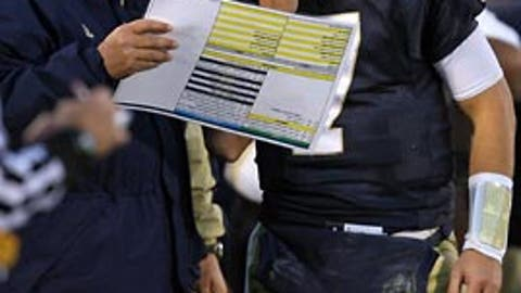 Notre Dame over No. 8 Pittsburgh